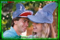 The Original Landshark Hat